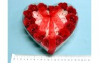 """Н-р мыльных лепестков """"Сердце в сердце, 24бут.""""  (№3)"""