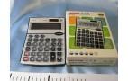 Калькулятор EASTALENT DF-693 металл, 12 разр, солн. бат,1*R06
